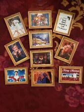 Full Set Of 10 National Lampoons Christmas Vacation Tree Ornament Handmade
