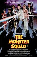 The Monster Squad movie poster (b) : 11 x 17 inches