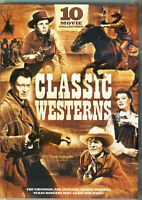 Classic Westerns - 10-Movie Collection (Keepca New DVD