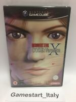 RESIDENT EVIL CODE VERONICA X (NINTENDO GAMECUBE) PAL NUOVO SIGILLATO NEW SEALED