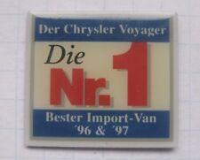 CHRYSLER VOYAGER VAN 96 & 97   ..................Auto-Pin (161i)