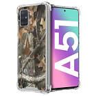 Slim Case for [Samsung Galaxy A51 /A51 4G], Flexible TPU Clear Design Cover -4