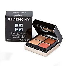 Givenchy Prisme Again Powder Eyeshadow Quad Brown Caress New In Damaged Box