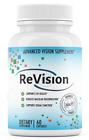 ReVision Advanced Eye Health Formula 60 Capsules - 30 Day Supply