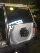 Nissan Patrol GU Y61 Rear Barn Door (Drivers Side)