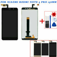 LCD Display Touch Screen Digitizer Replacement for Xiaomi Redmi Note3 pro 152MM