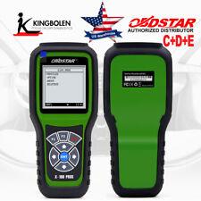 OBDSTAR X100 Pros C+D+E X300 M Update Version IMMOBILISER+Od0meter Adjustment