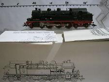 Märklin HO 3303 Dampf Lok BR 78 031 DRG (RG/RE/004-59S1/2)