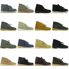 Clarks Desert Suede Shoes for Men