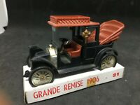 Minialuxe N°21 Renault grande remise 1906  Scale 1/43 Made In France