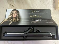 "GHD CURVE SOFT CURL 1 1/4"" IRON Black - Lightly Used"