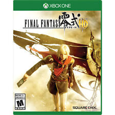 Final Fantasy Type-0 HD Day One Edition xbox one New