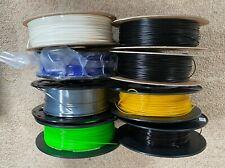 3 x Formfutura 1.75mm ApolloX ASA 3D Printer Filament + 3 x PETG + 1 ABS + 1 PLA