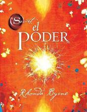 Atria Espanol: El Poder by Rhonda Byrne (2010, Hardcover)