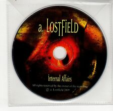 (GO202) Internal Affairs, A Lostfield - 2009 DJ CD
