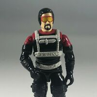 """GI Joe Action Figure 1990 Metal Head Destro's Anti Tank 3.75"""" Vintage Hasbro"""