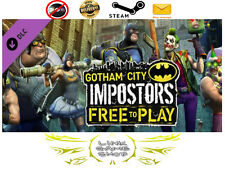 Gotham City Impostors Free to Play: Professional Impostor Kit DLC PC STEAM KEY