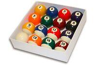"Brand New Empire USA Billiard Ball Set Standard Size 2-1/4"" Free Shipping"