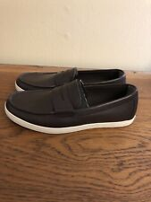 Cole Haan Sz 9 Brown Leather Hyannis Penny Loafer II Slip On Shoes C26467
