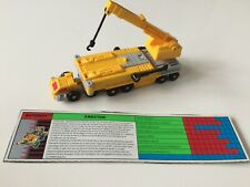 Transformers G1 1989 ERECTOR figure MICROMASTER