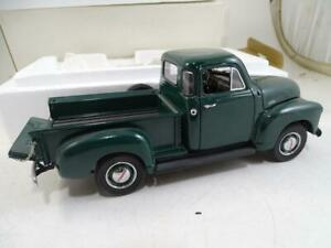 Vintage 1953 Chevrolet Pickup Truck Diecast Model Franklin Mint 3100 Toy w/Box