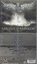 CD--ANGELS OF BABYLON--THUNDER GOD | LIMITED EDITION