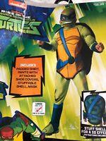 Leonardo Costume. New, Size 12-14 Nickelodeon Rise Of The Teenage Mutant Ninja.