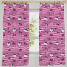 Rideaux et cantonnières en polyester avec des motifs Pour enfant pour la maison