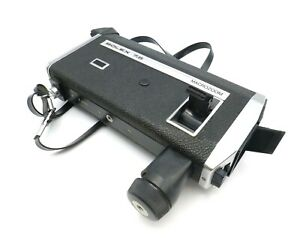 Paillard Bolex 7.5 Macrozoom Camera w/7.5-21mm Lens for Parts or Repair