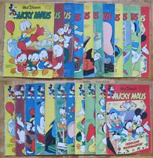 11 Micky Maus 1956 mit Mängeln