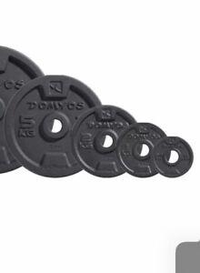 Iron Weight Training Disc 28MM - Pair