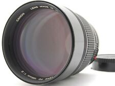 CANON NEW FD 135mm f/2 MF SLR Lens From JAPAN