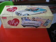 1955 PONTIAC STAR CHIEF I LOVE LUCY  1/18 SCALE DIECAST CAR BY SUN STAR 5057