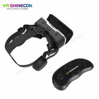 3D VR Virtual Reality Glasses Headset for iPhone Samsung LG Huawei Smartphones