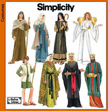 simplicity Adult Unisex Costume/Fancy Dress Sewing Patterns