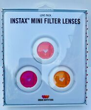 Instax Mini Filter Lenses Set Urban Outfitters Camera Lenses LOVE PACK