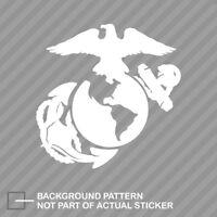 USMC Marine Corps Sticker Die Cut Decal ega marines semper fi earth globe anchor