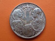 1863-1963 Vintage Silver Large Greek 30 Dr Drachmas  Coin # 1678 #
