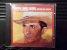 HANK WILLIAMS SR - Beyond the Sunset - CD ** Very Good condition **