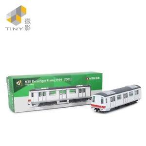 Tiny City MTR03 Die-cast Model Car - MTR Passenger Train (1979 - 2001)
