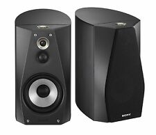 Sony SS-HA1 Speaker System - Black - SSHA1/B