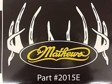 """Mathews new decal no solocam Rack 2015E 12"""" x 8"""""""
