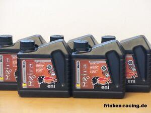 4,68€/l Agip Rotra MP 80W-90 5 x 1 Ltr GL-5 Getriebeöl für Diff etc.