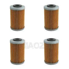 4PCS Oil Filter FOR KTM 125-Duke 620-EXE 625-SC 640-LC4 660-SMC 690-SMC 690-Duke