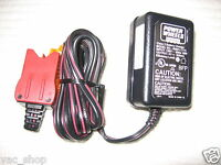 # 00801-1779 BRAND NEW 6 Volt Charger for Power Wheels Fisher Price Red Battery