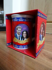 The Royal Wedding Harry & Meghan Royal Couple Commemorative Mug