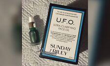 U.F.O ULTRA-CLARIFYING FACE  OIL Sunday Riley Sample Travel Size