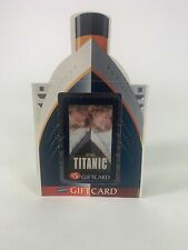Titanic Blockbuster Video Gift Card In Original Packaging 1998 No Value On Card