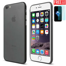 Transparent Ultra-Thin Slim Shockproof Back Case Cover For Apple iPhone 8 Plus X