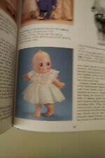 A COLLECTOR'S GUIDE BOOK TO DOLLS VINTAGE KEWPIE WOO WAX BISQUE Identification